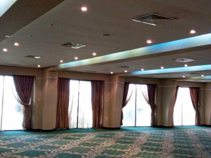 المركزية-  الليطاني : متابعة التحضيرات لتجهيز فندق مونتانا مركزا لاستقبال المغتربين